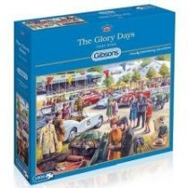 Jigsaw Glory Days 1000pc