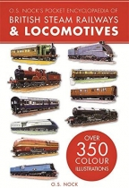 Pocket Encyclopaedia of British Steam Railway Locomotives