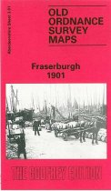 Old OS Map Fraserburgh 1901