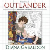 Official Outlander Colouring Book, The