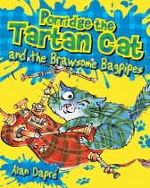 Porridge the Tartan Cat & the Brawsome Bagpipes