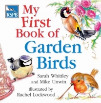 RPSB My First Book of Garden Birds