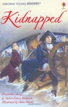 Young Reading Kidnapped