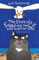 Story of a Seagull and a Cat Who Taught Her to Fly