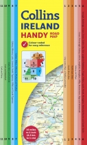 Collins Handy Road Map Ireland