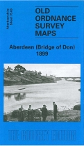 Old OS Map Aberdeen (Bridge of Don) 1899