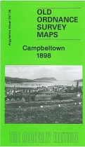 Old OS Map Campbeltown 1898