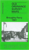 Old OS Map Broughty Ferry 1901