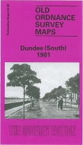Old OS Map Dundee (South) 1901