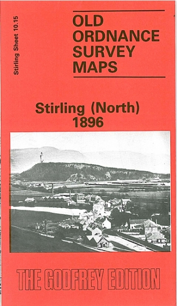 Old OS Map Stirling (North) 1896
