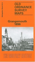 Old OS Map Grangemouth 1896