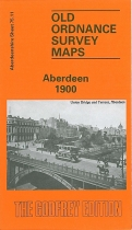 Old OS Map Aberdeen 1900