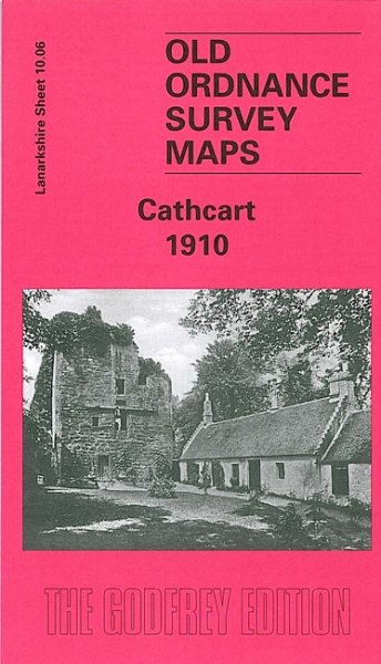 Old OS Map Cathcart 1910