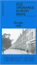 Old OS Map Gorgie 1905
