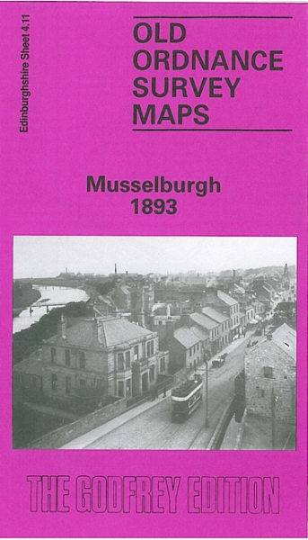 Old OS Map Musselburgh 1893