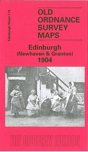 Old OS Map Newhaven & Granton 1894