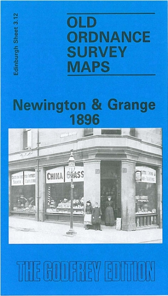 Old OS Map Newington & Grange 1896