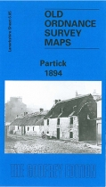 Old OS Map Partick 1894