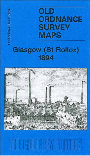 Old OS Map St Rollox 1894