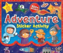 Adventure Sticker Activity Carry Case
