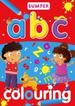 Bumper ABC Colouring