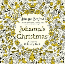 Johanna's Christmas: A Festive Colouring Book (Oct)