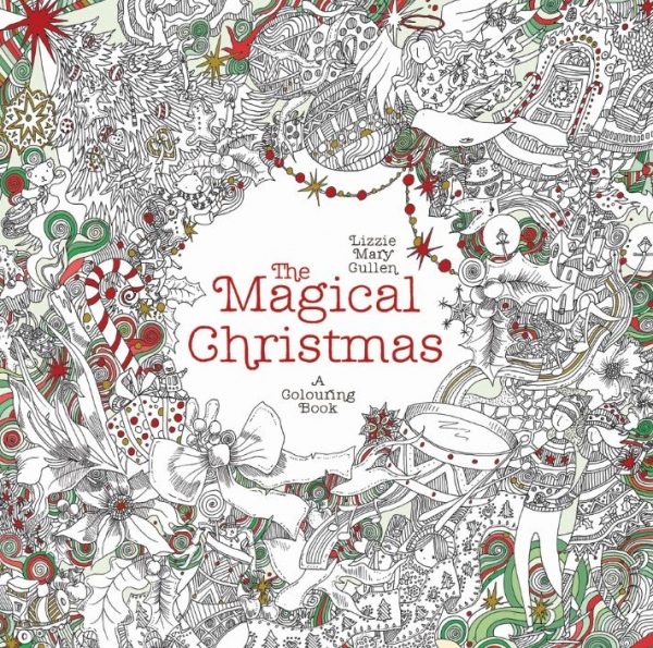 Magical Christmas: A Colouring Book