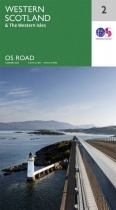 Road Map 02 Western Scotland & Western Isles