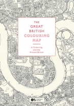 Great British Colouring Map, The