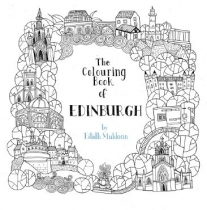 Colouring Book of Edinburgh