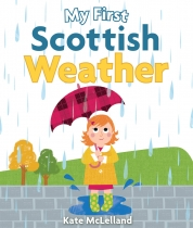 My First Scottish Weather Board Book