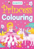Bumper Princess Colouring