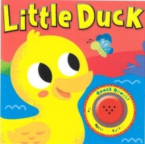 Little Duck Sound Book