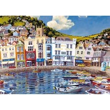 Jigsaw Boat Float 1000pc