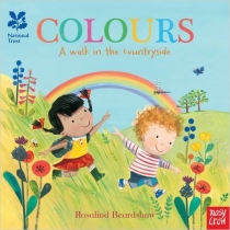 Colours A Walk in the Countryside Board Book