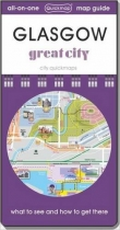 Glasgow Great City Map
