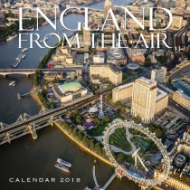 2018 Calendar England from the Air (2 for £5)