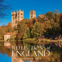 2018 Calendar Reflections of England (2 for £5)