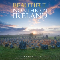 2018 Calendar Beautiful Northern Ireland (2 for £5)