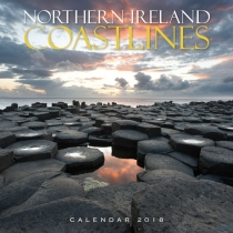 2018 Calendar Northern Ireland Coastlines (2 for £5)