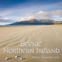 2018 Calendar Scenic Northern Ireland Family (2 for £5)