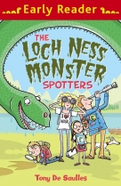 Early Reader: Loch Ness Monster Spotters