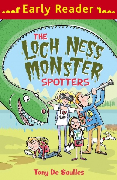 Early Reader: Loch Ness Monster Spotters (May)