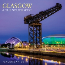 2018 Calendar Glasgow & South West (2 for £5)
