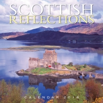 2018 Calendar Scottish Reflections (2 for £5)