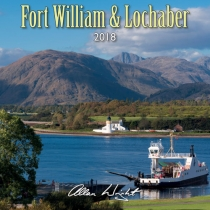 2018 Calendar Fort William & Lochaber