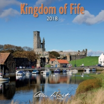 2018 Calendar Kingdom of Fife