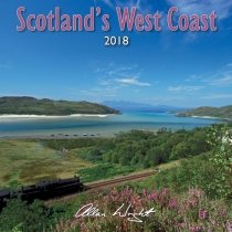 2018 Calendar Scotland's West Coast