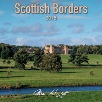 2018 Calendar Scottish Borders