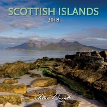 2018 Calendar Scottish Islands